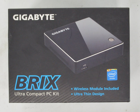 Gigabyte GB-XM14-1037 Intel NUC with Celeron-1037U with 2GB RAM and Wi-Fi
