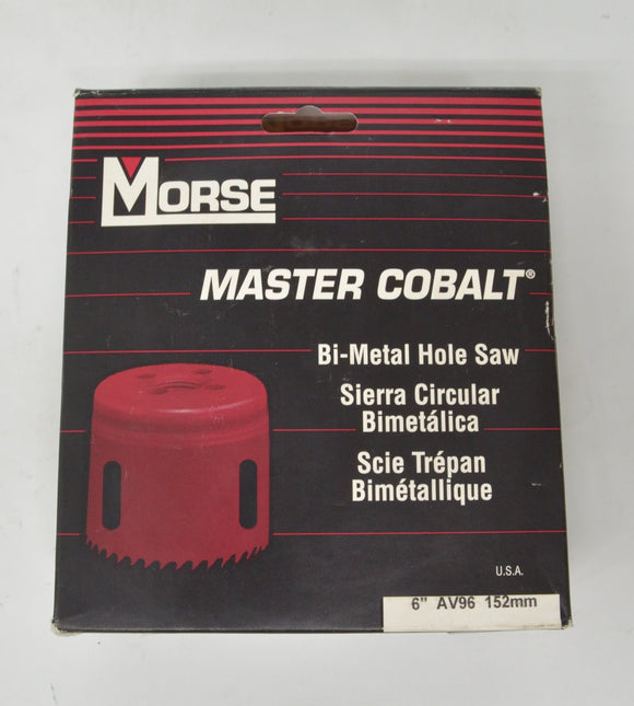 Bi Metal Hole Saw by Morse 6