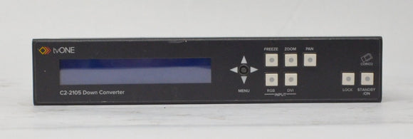 TV One C2-2105A Down Converter HD-SDI - VGA and DVI to Composite and SDI