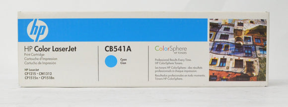HP Color LaserJet CB541A Cyan