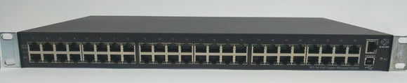 Black Box LPJ024A-FM PoE Gigabit Ethernet Managed Injector - 802.3af, 24-Port