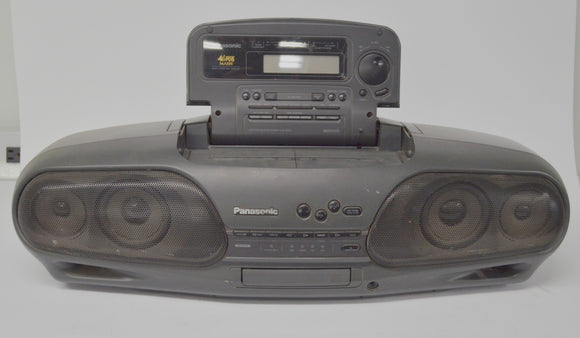 AS-IS Panasonic RX-DT707 Boombox SOUND WORKS