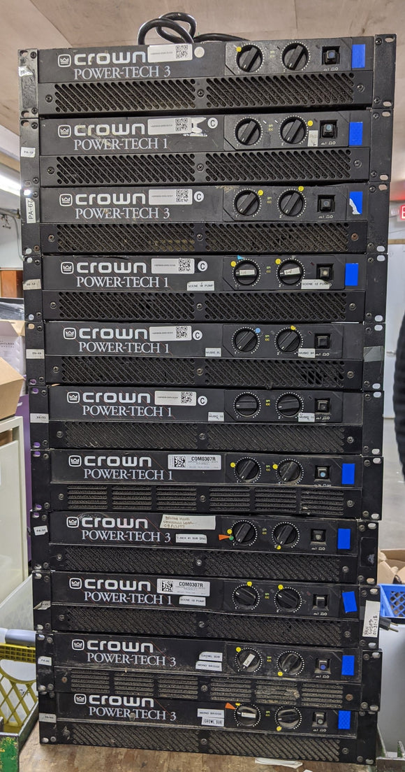 Crown Power Tech 1 | Local Pickup