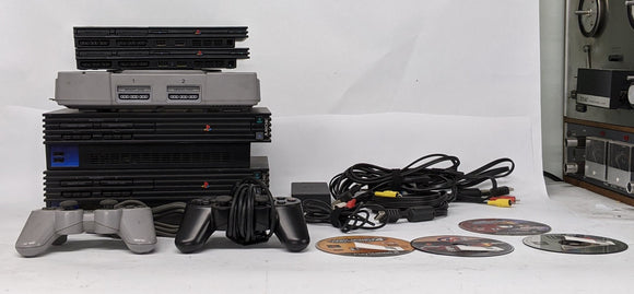 Lot of PlayStation