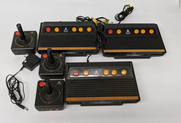 Lot of Atari FlashBack