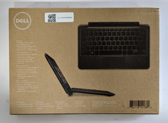 New Dell Mobile Tablet Keyboard