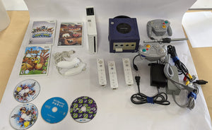 Nintendo GameCube and Wii Lot