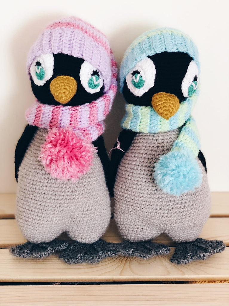 Polly and Pippin Penguins