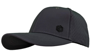 PLUM LASER MESH PERFORMANCE HAT