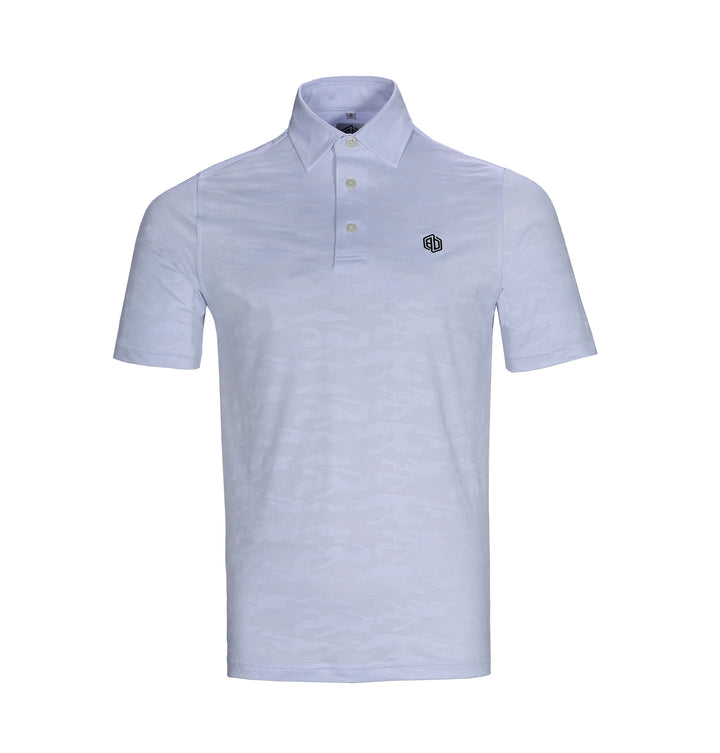 Arctic Ghost Camo Polo