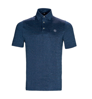 Denim Ghost Camo Polo