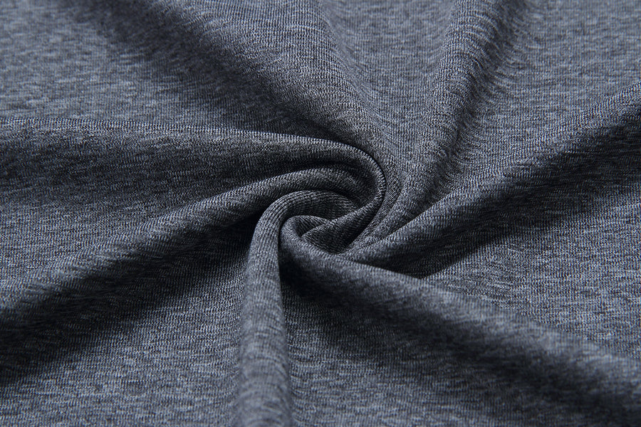 Gunmetal Stretch Polo