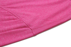 Rose Stretch Polo