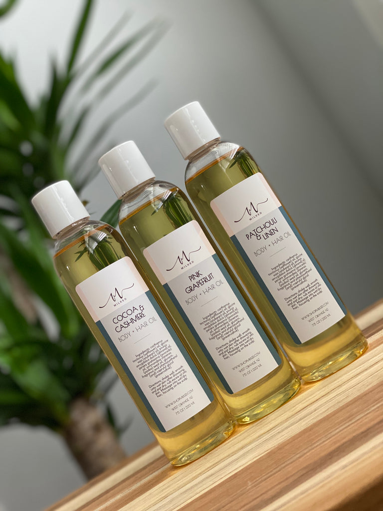 Body & Hair Oil