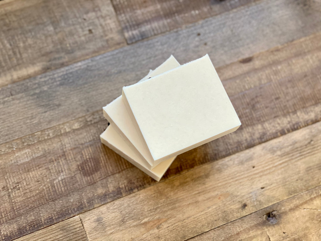 White Lavender - Goat Milk Soap