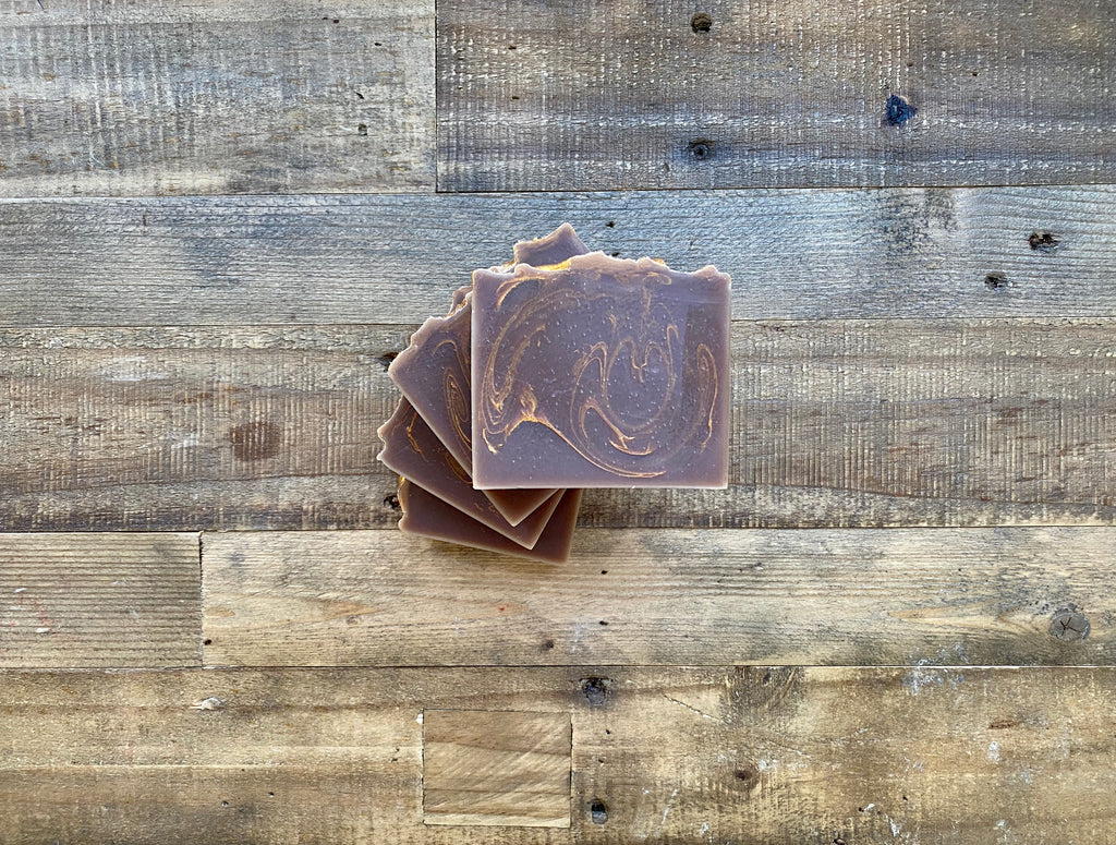 Almond Vanilla Cream - Almond Milk Soap