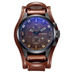 CURREN 8225 Fashion Men Quartz Wristwatch