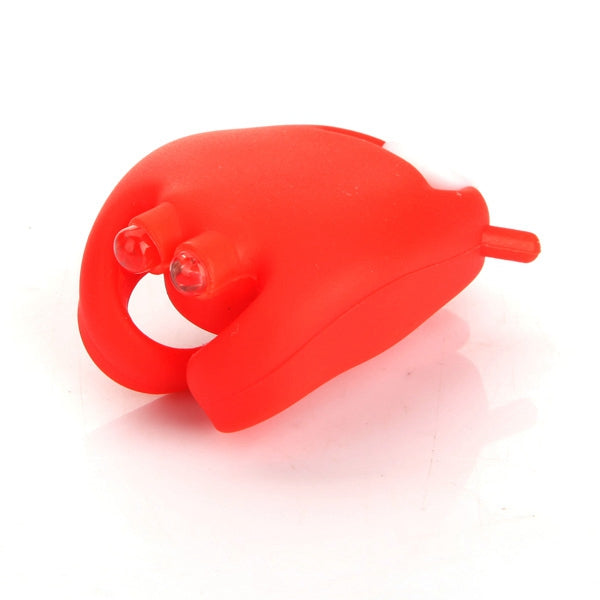 Cycling Frog Lamp Head Rear Wheel LED light