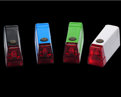 LED Bike Safety Warning Tail Light