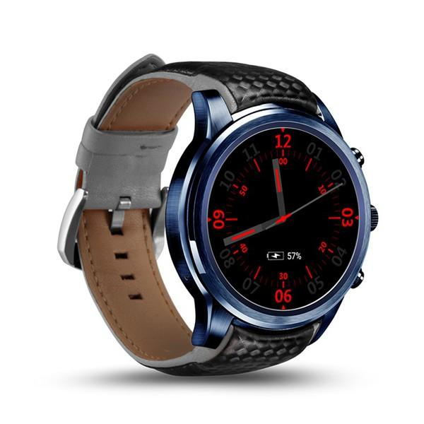 LEMFO LEM5 PRO 2G+16G Smart Watch Phone MTK6580 Pedometer WIFI GPS 3G Smart Watch