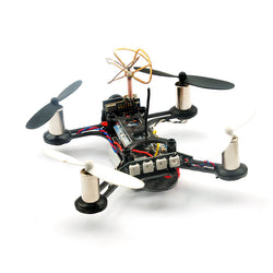 Micro FPV LED RC Racing Drone Quadcopter with i6 Transimitters RTF - Mode 2 (Left Hand Throttle)