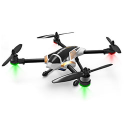 X251 With Brushless Motor 3D 6G Mode RC Drone Quadcopter RTF - Mode 2 (Left Hand Throttle)