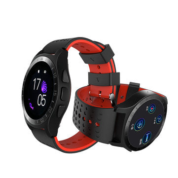 KY009 HR Blood Pressure Monitor Smart Bracelet Bluetooth Calling Music Camera Smart Watch