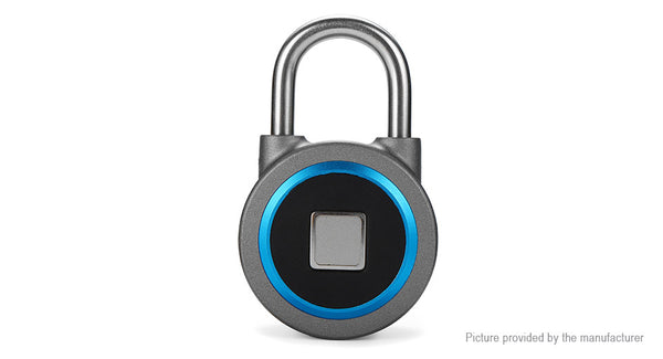 Fingerprint Keyless Anti-theft Smart Lock Wireless Waterproof APP Bluetooth Padlock