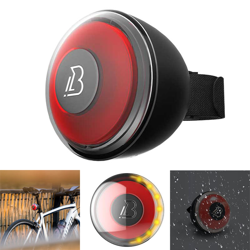 Waterproof Anti-theft Cycling Bike Tail Light