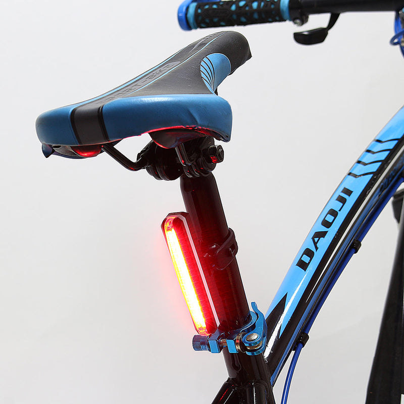 Rechargeable Cycling Bike LED Tail Light