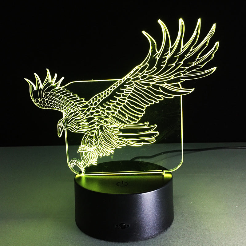 Fly Eagle USB 3D LED Lights