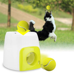 Pet Dog Launcher And Fetch Thrower