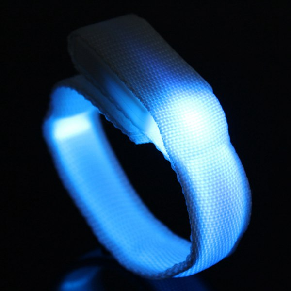 Running Gear Glowing LED Wrist Band