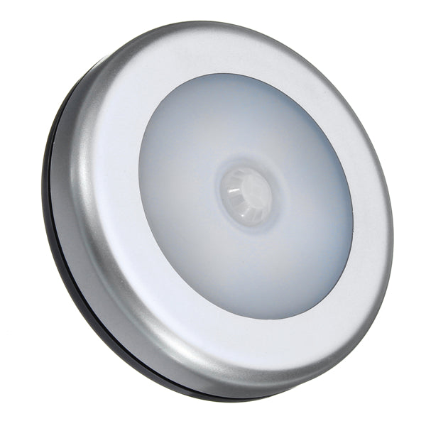 Battery Powered PIR Motion Sensor 6 LED Night Light
