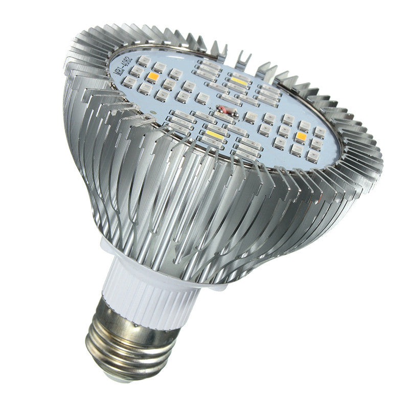 LED Hydroponic Plant Grow Full Spectrum Indoor Light Bulb