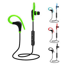 Wireless Bluetooth 4.1 Super Stereo Bass Earphone Sport Running Earphone