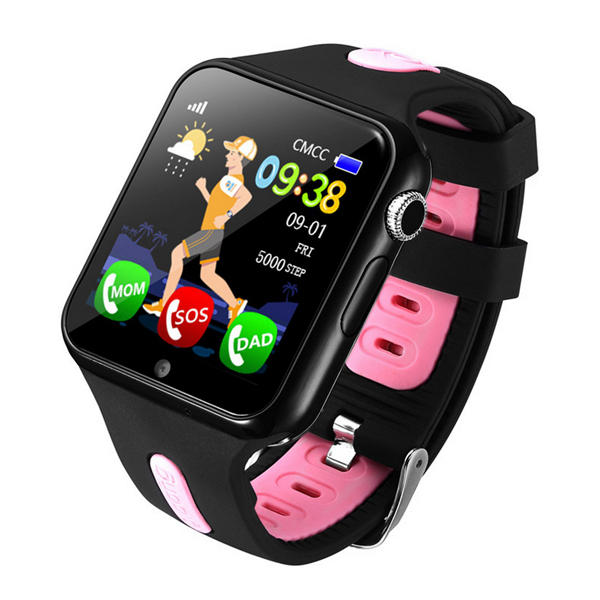 Children GPS Location Call Camera Waterproof Smart Watch Phone