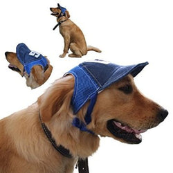 Travel Baseball Pet Hat