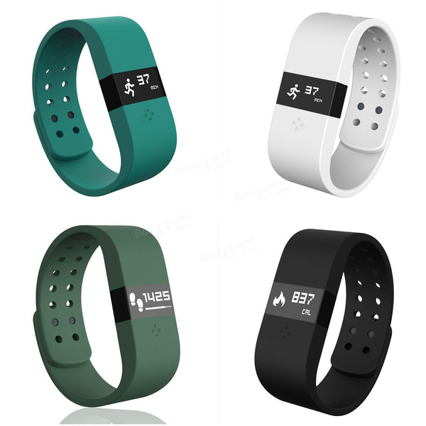 Sports LED Smart Bluetooth Bracelet Waterproof Phone Watch
