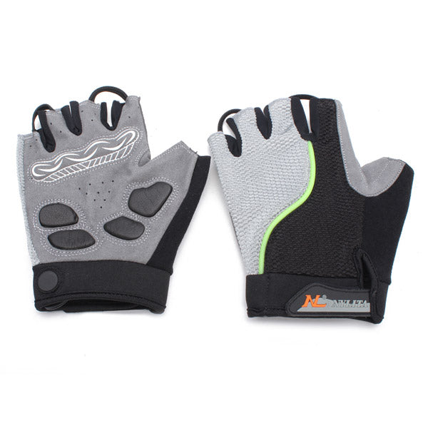 Bicycle LED Gloves Half Finger Gloves