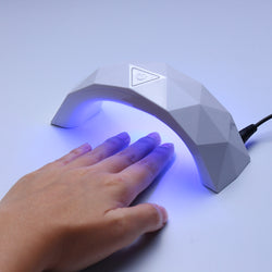 UV LED Nail Dryer Gel Polish Lamp
