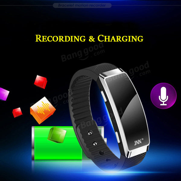 Wristband Voice Control Noise Reduction Music Player Bracelet Smart Watch