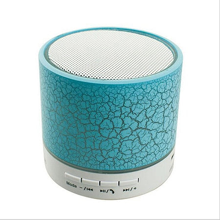 Portable LED Bluetooth Speaker With Night Light