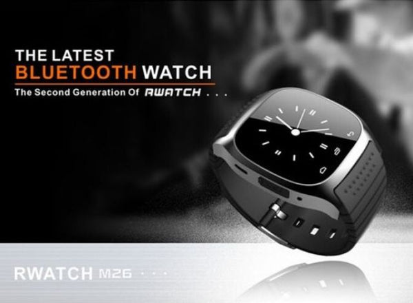 R-Watch SMS Anti Lost Smart Watch For Android