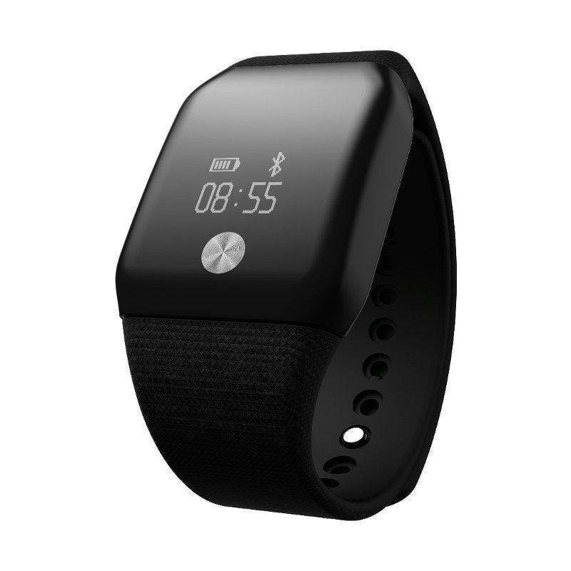 Bluetooth 4.0 Smart Watch Heart Rate Monitor Blood Oxygen Monitor For iOS iPhone Android