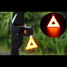 Load image into Gallery viewer, Bicycle Rechargeable Tail Light (4 styles)