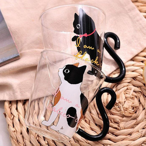 Cat Tail Mug (2 styles)