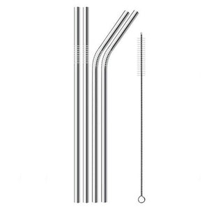 Reusable Metal Straws