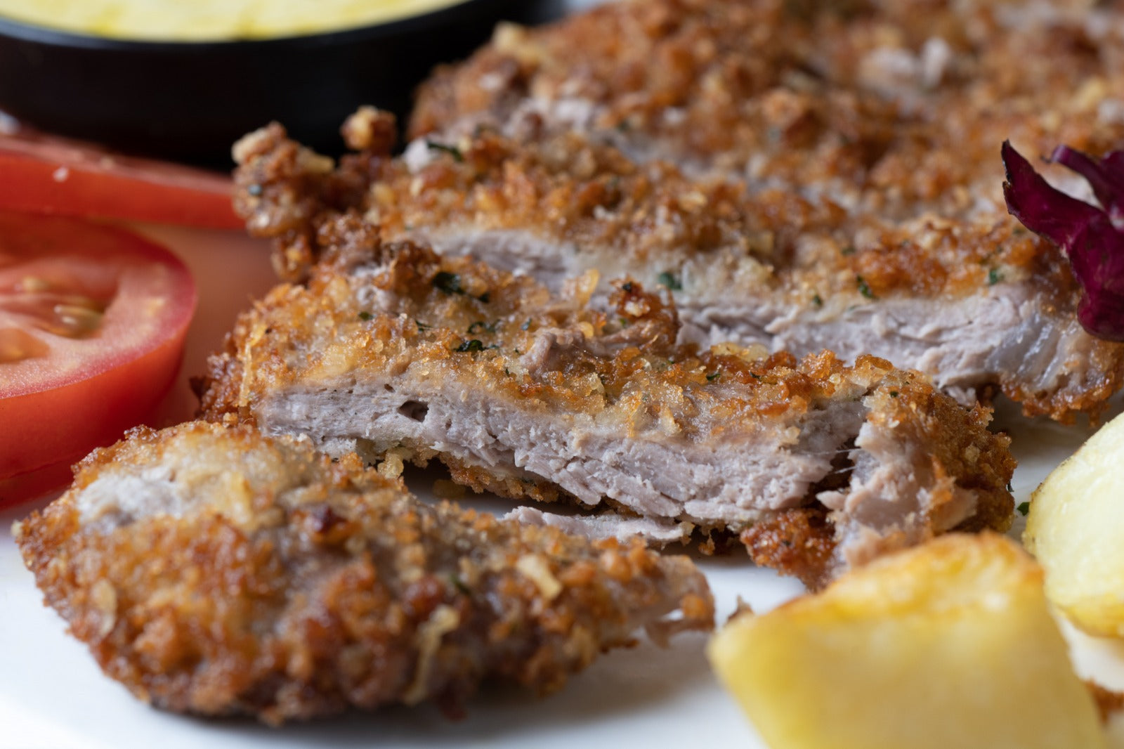 Fassona Beef Sicilian Style Cutlet