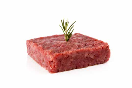 Diced Piedmontese Breed Beef Fassona for Tartare La Cruda by La Granda 200g